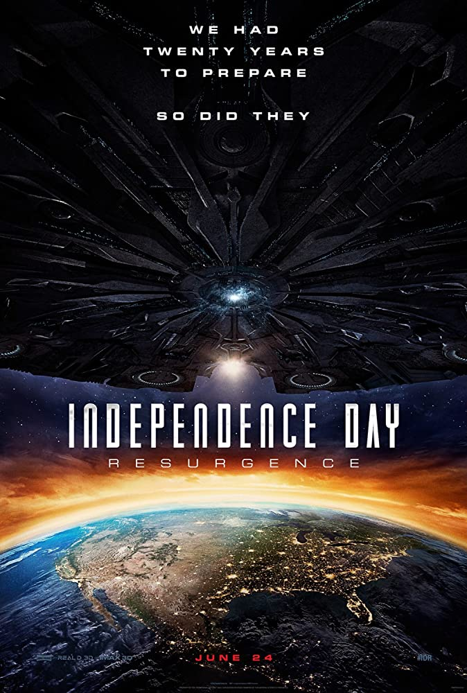 Independence Day Resurgence 2016 HDTS Dual Audio Full Movie Watch Online Download