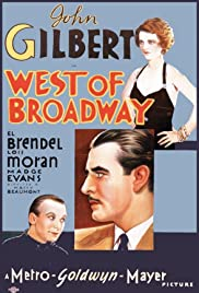 West of Broadway Poster