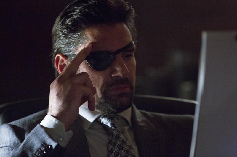 Manu Bennett in Arrow (2012)