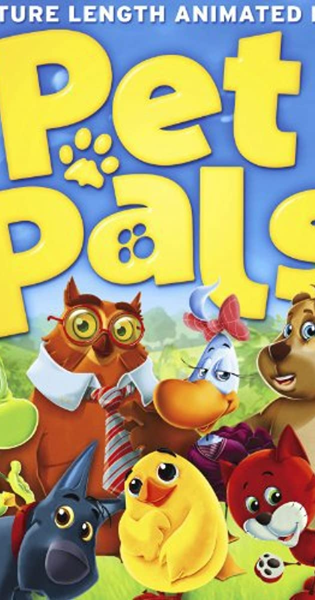 pet pals  video 2012