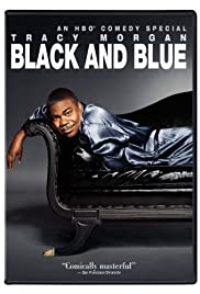 Tracy Morgan: Black and Blue Poster