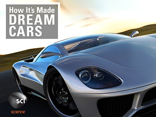 how it 39 s made dream cars tv series 2013 imdb. Black Bedroom Furniture Sets. Home Design Ideas