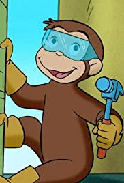 Up a Tree/Curious George and the Trash Poster
