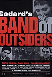 Band of Outsiders(1964) Poster - Movie Forum, Cast, Reviews