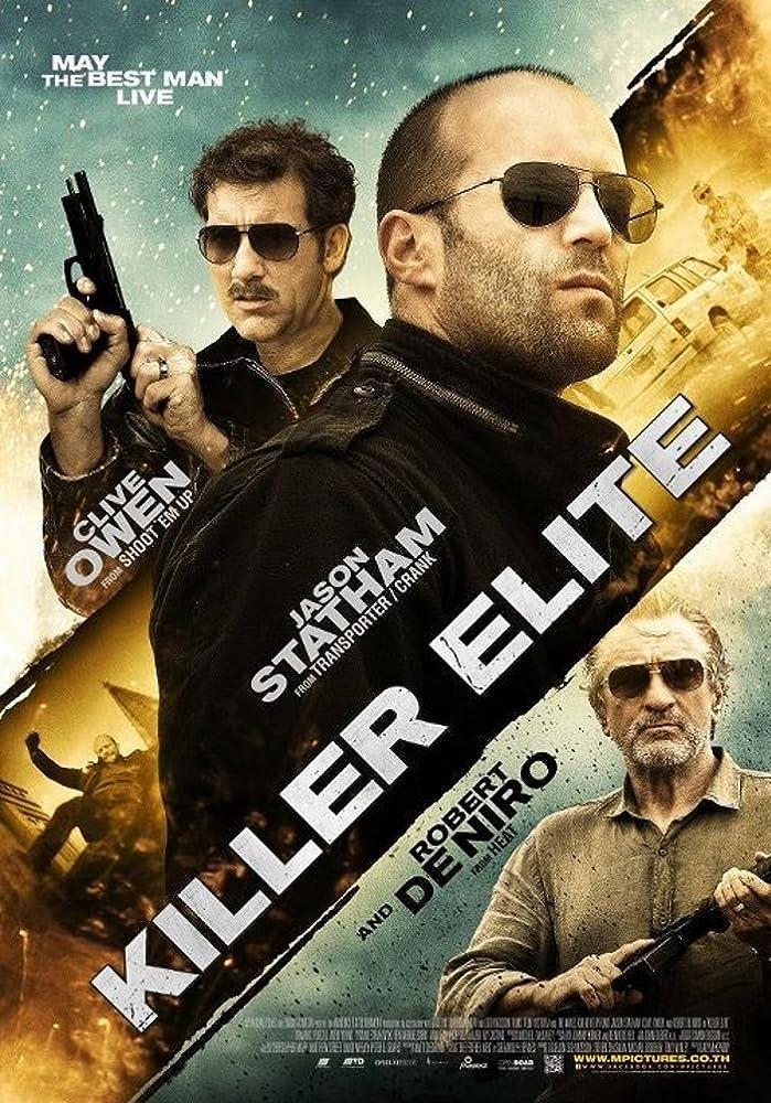 Killer Elite (2011) Hindi Dubbed Movie