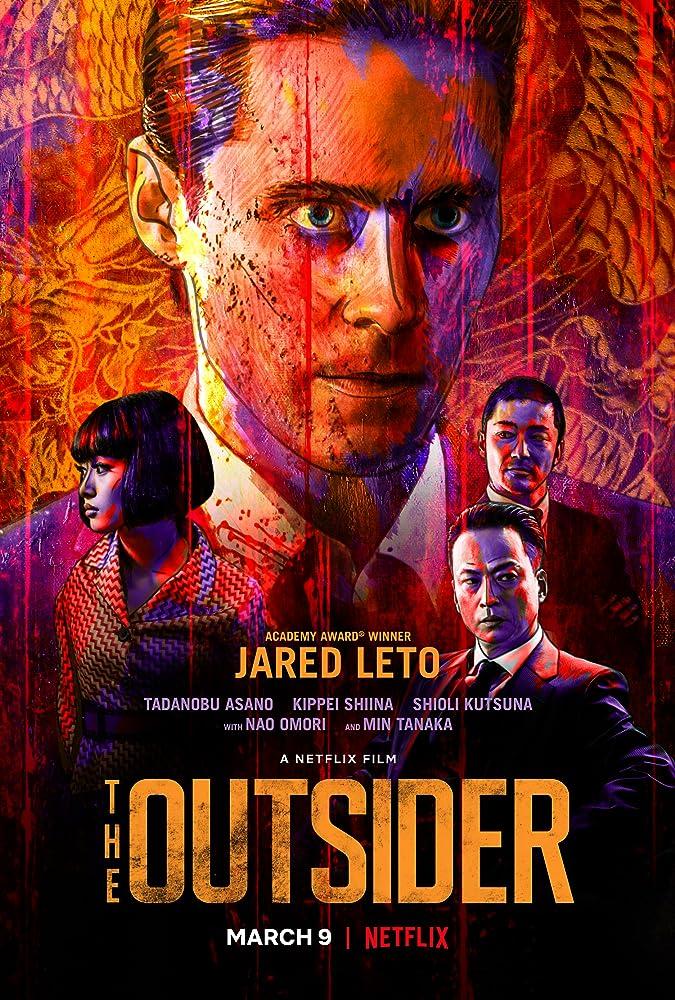 فيلم The Outsider 2018 مترجم