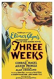 Three Weeks Poster