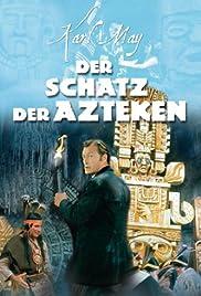 Treasure of the Aztecs Poster