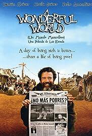 Un mundo maravilloso(2006) Poster - Movie Forum, Cast, Reviews