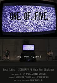 One. Of. Five. Poster