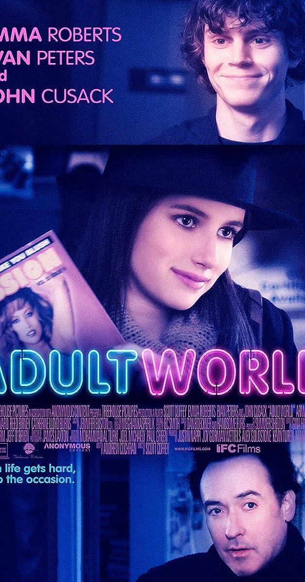 Imdb adult world