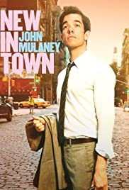 John Mulaney: New in Town(2012) Poster - TV Show Forum, Cast, Reviews
