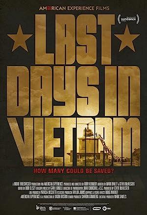 Picture of Last Days in Vietnam