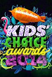 Nickelodeon Kids Choice Awards 2014 Poster