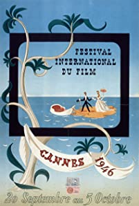 1946 Cannes Film Festival poster
