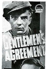 Gentlemen's Agreement(1935) Poster - Movie Forum, Cast, Reviews