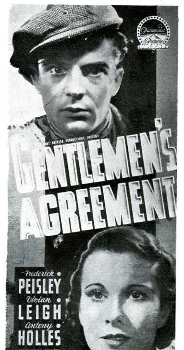 Gentlemens agreement 1935 imdb platinumwayz