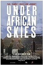 Under African Skies (2012) Poster