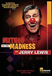 Method to the Madness of Jerry Lewis Poster