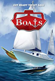 Boats Poster