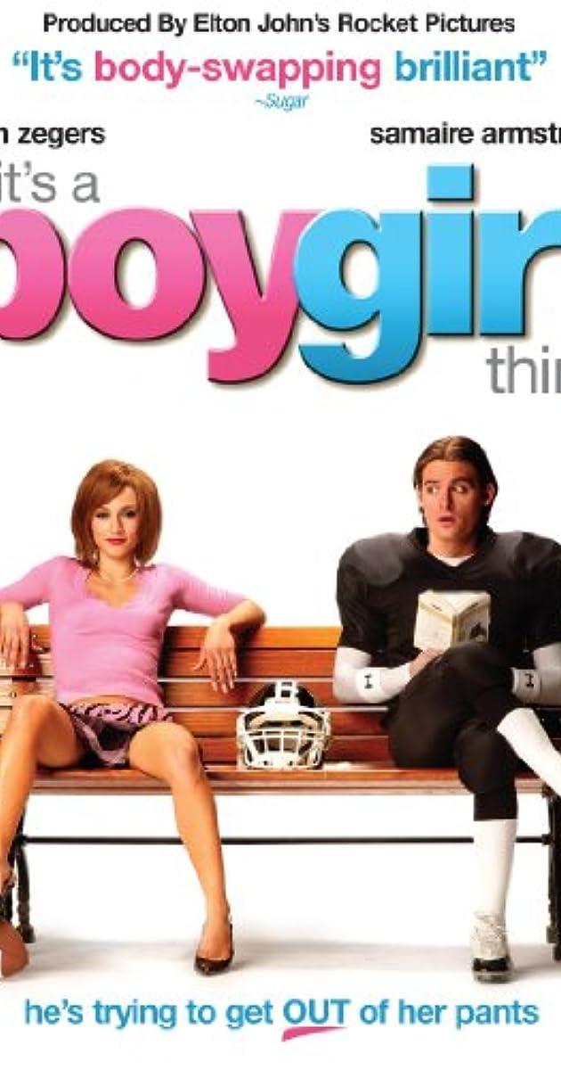 ItS A Boy Girl Thing Schauspieler