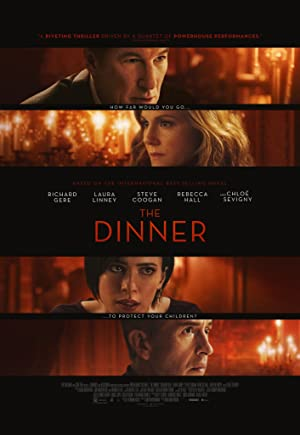 The Dinner poster