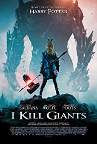 Barbara Thorson (Madison Wolfe) is a teenage girl who escapes the realities of school and a troubled family life by retreating into her magical world of fighting evil giants. With the help of her new friend Sophia (Sydney Wade) and her school counselor (Zoe Saldana), Barbara learns to face her fears and battle the giants that threaten her world.