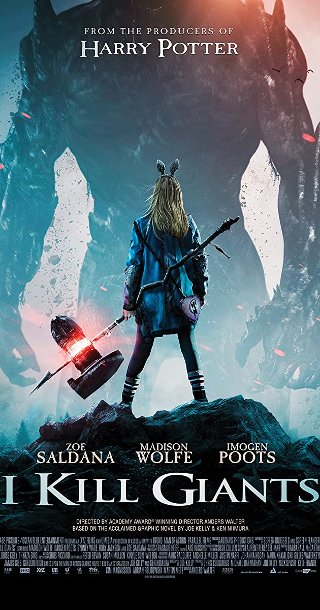 I Kill Giants (2017) Subtitle Indonesia
