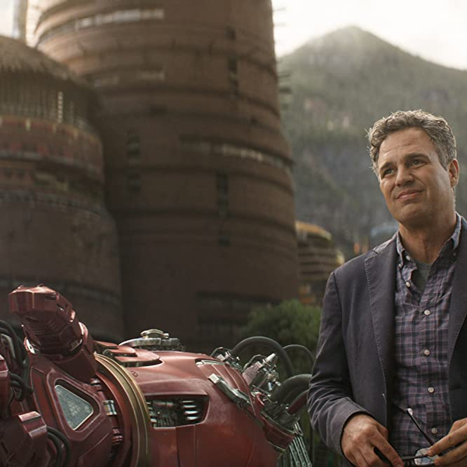 Mark Ruffalo in Avengers: Infinity War (2018)