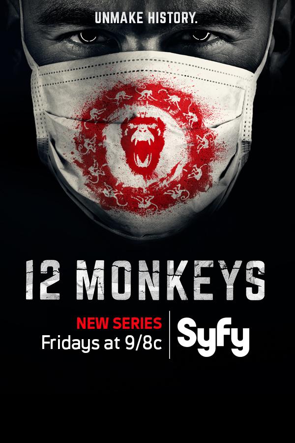 12 Monkeys Serie Trailer Deutsch