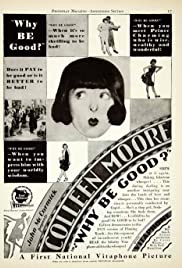 Why Be Good? Poster