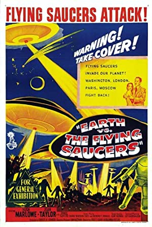 Permalink to Movie Earth vs. the Flying Saucers (1956)