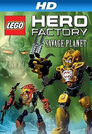 LEGO Hero Factory: Savage Planet