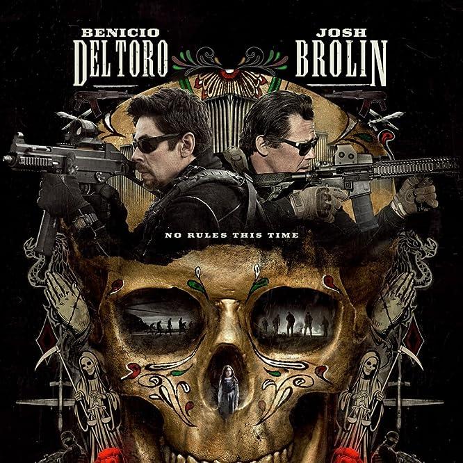 Josh Brolin and Benicio Del Toro in Sicario: Day of the Soldado (2018)