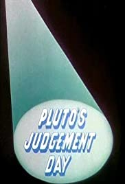 Pluto's Judgement Day Poster