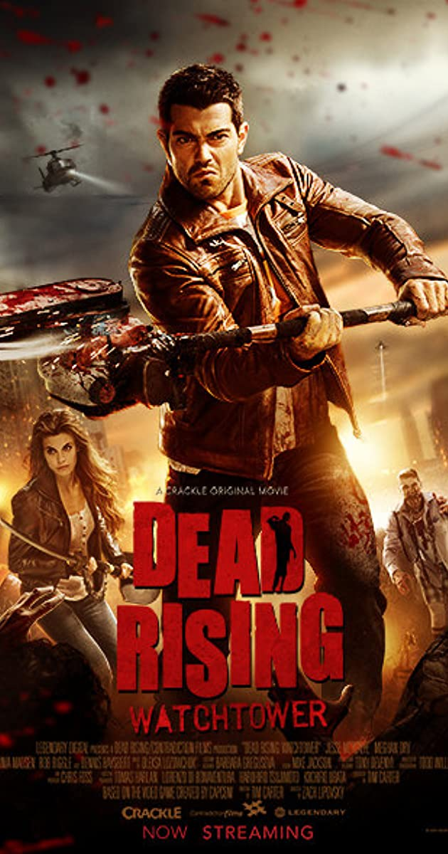 dead rising watchtower ending relationship