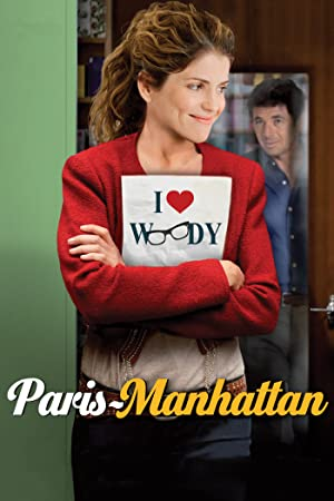 Paris-Manhattan poster