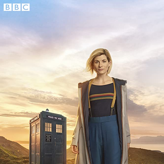 Jodie Whittaker in Doctor Who (2005)