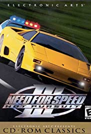 Need for Speed 3: In Hot Pursuit Poster