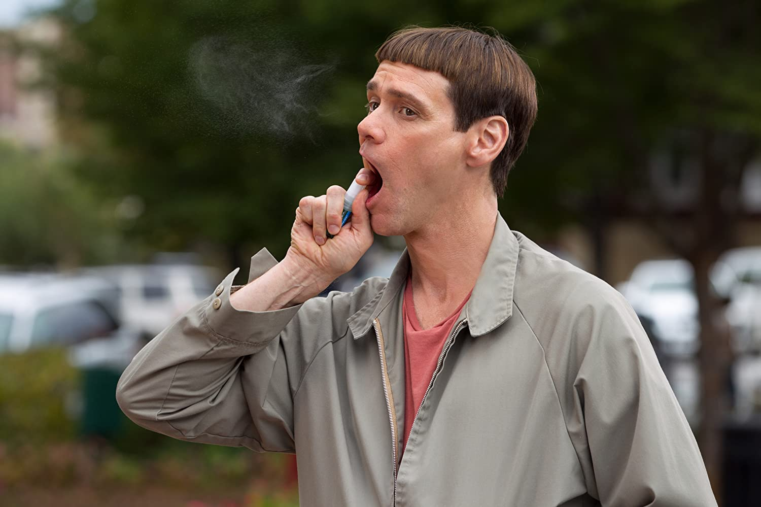 Jim Carrey in Dumb and Dumber To (2014)