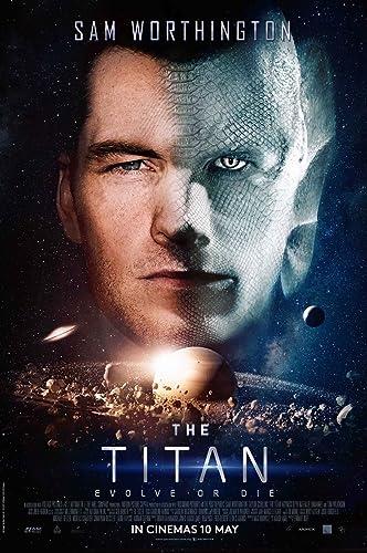 Poster Film The Titan