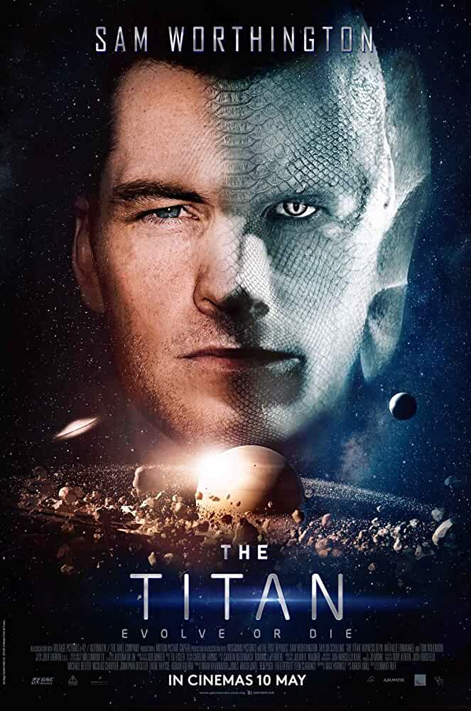 The Titan (2018) Full English Movie WEBRip 720p Online Free Download