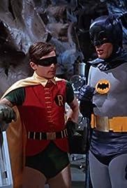 Batman Stands Pat Poster