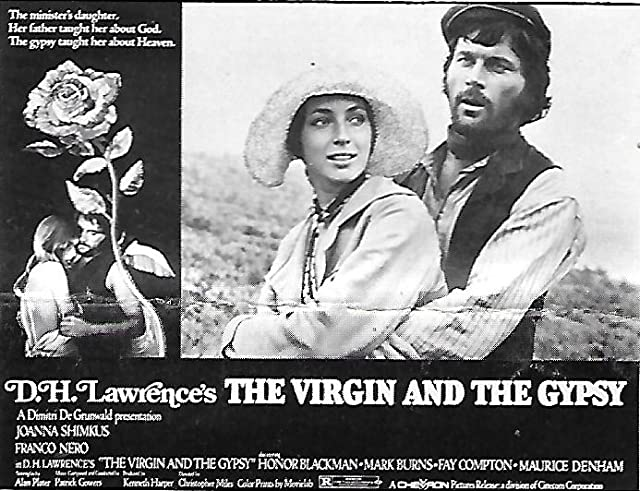 The Gypsy S Got Quotes: Pictures & Photos From The Virgin And The Gypsy (1970)