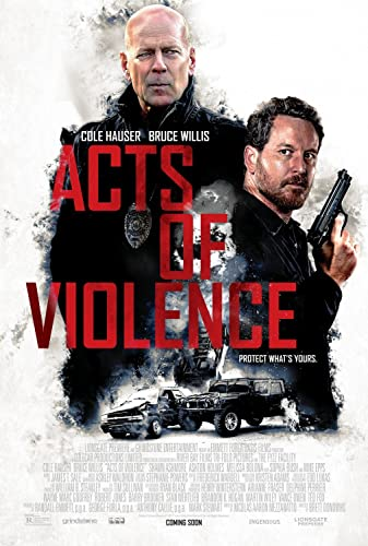 Poster Film Acts of Violence