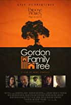 Gordon Family Tree (2013) Poster