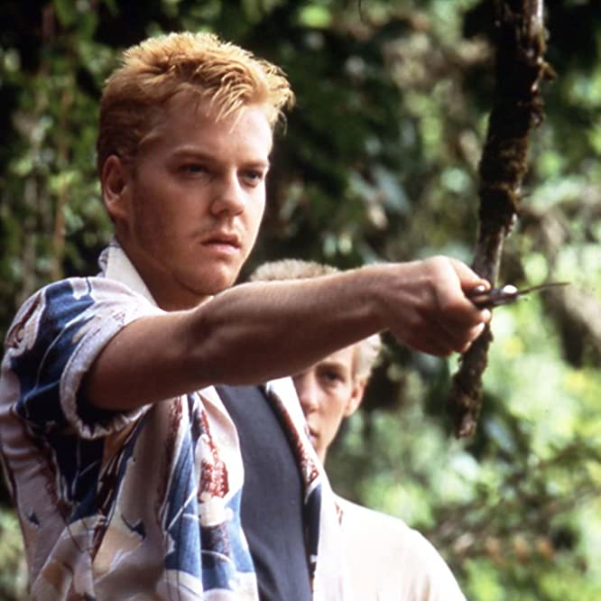 Kiefer Sutherland in Stand by Me (1986)