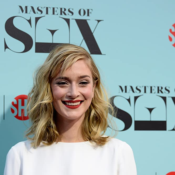 Caitlin FitzGerald at an event for Masters of Sex (2013)