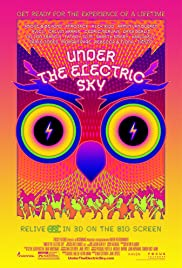 Under the Electric Sky (2014) Poster - Movie Forum, Cast, Reviews