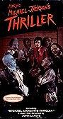 Michael Jackson: Thriller (1983) Poster